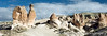 Camel rock in Cappadocia near Uskisar, Turkey.