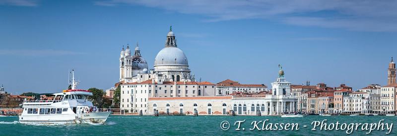 The  Saint Mary Of The Rosary Church  in Veneto, Venice, Italy, Europe.
