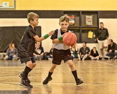 Travis's basketball game 1-5-2019.