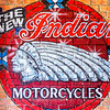 THE NEW INDIAN MOTORCYCLES