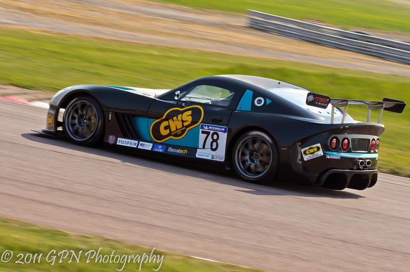 Colin White (Ginetta G55) - Ginetta GT Supercup