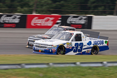 AUTO: JUL 30 NASCAR Camping World Series - Pocono Mountains 150