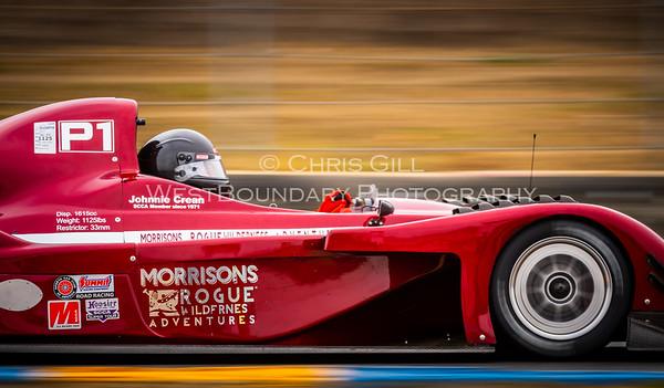 SCCA 2018 Runoffs Sunday 21 Oct. Sonoma Raceway