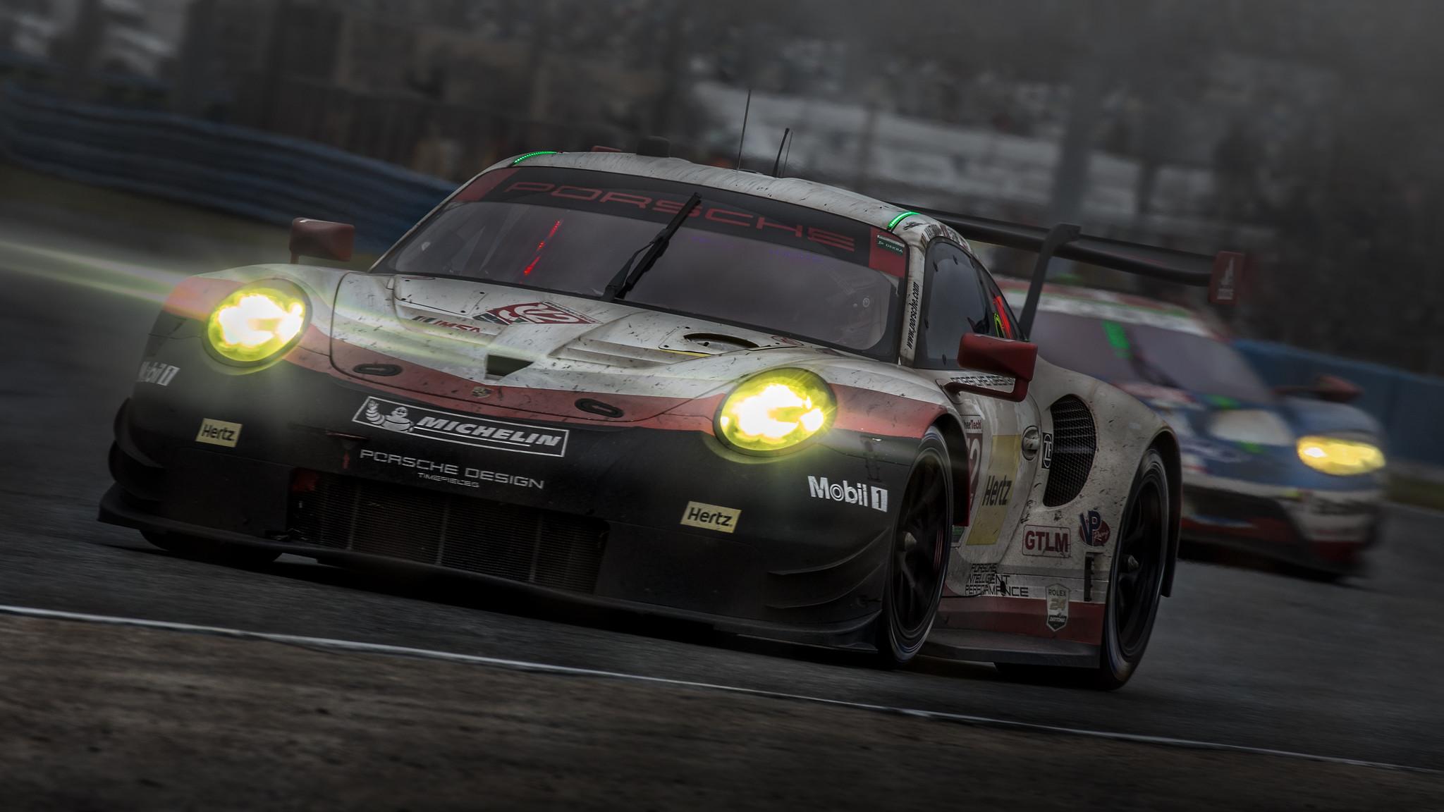 #912 Porsche 911 RSR