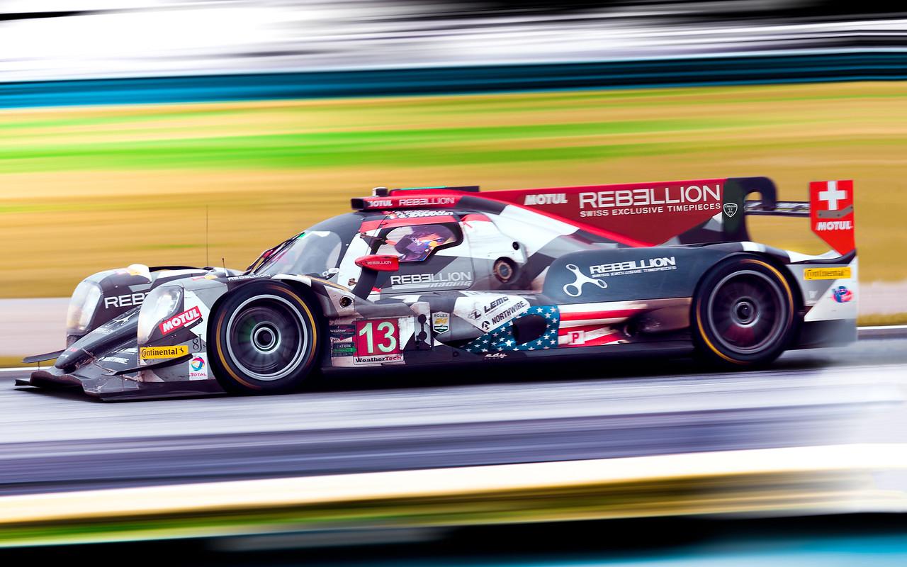 Rebellion Racing #13
