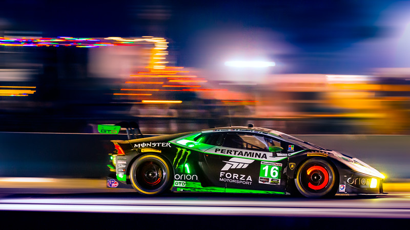 Change Racing Lamborghini Huracan