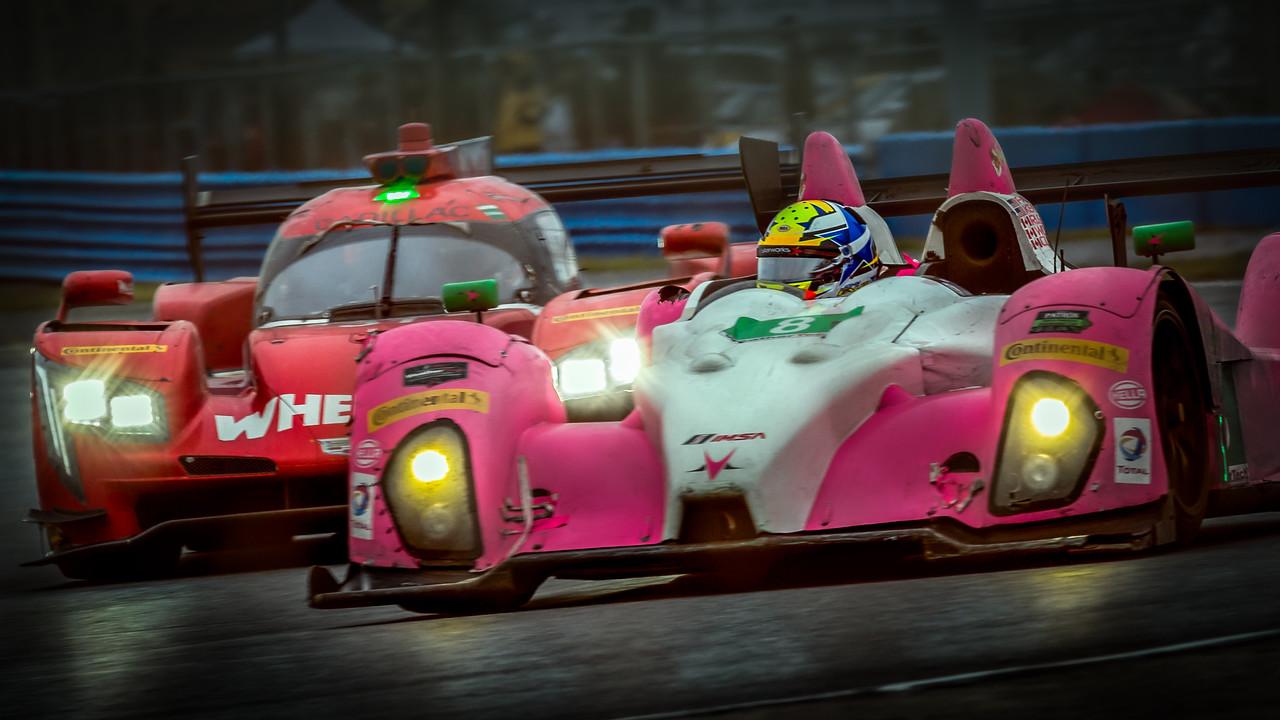 Starworks Motorsport #8 ORECA FLM09