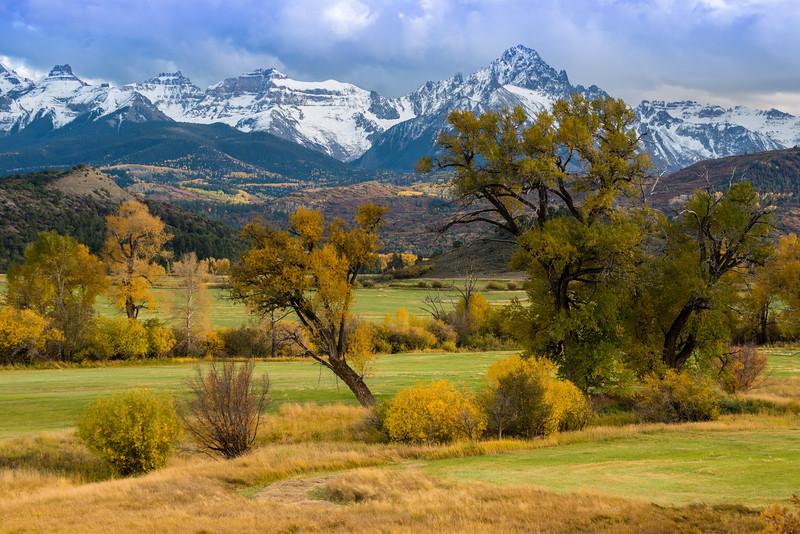 Sneffels Fall Cattle Ranch - Ridgway - Colorado