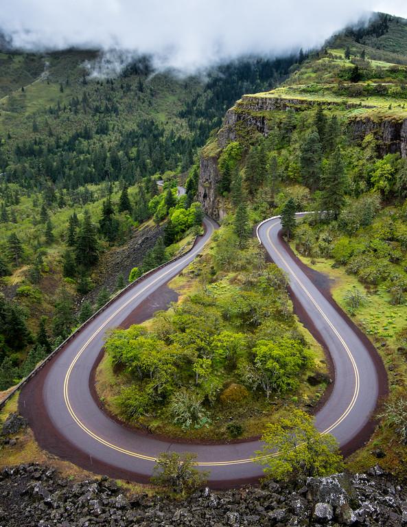 Rowena Crest Loops - Oregon