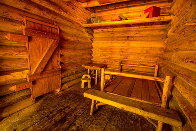 Charbonneau Family Quarters - Fort Clatsop - Lewis And Clark