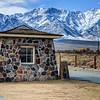 Guard House Manzanar Internment Camp World War II