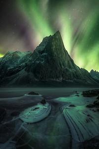 Cold Light of Night