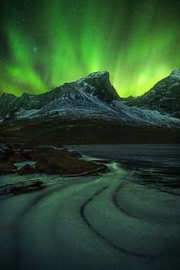 Arctic Eruption
