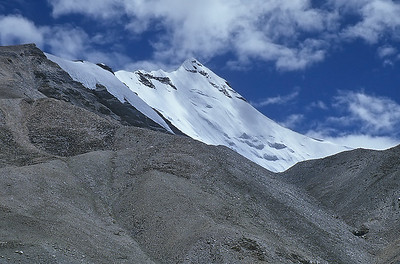 Rongbuk, Everest Northern side, Tibet