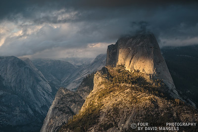 """Profile - Half Dome"""
