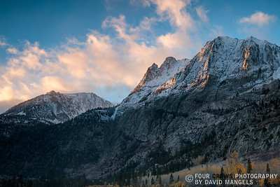 """First Light - Carson Peak"""