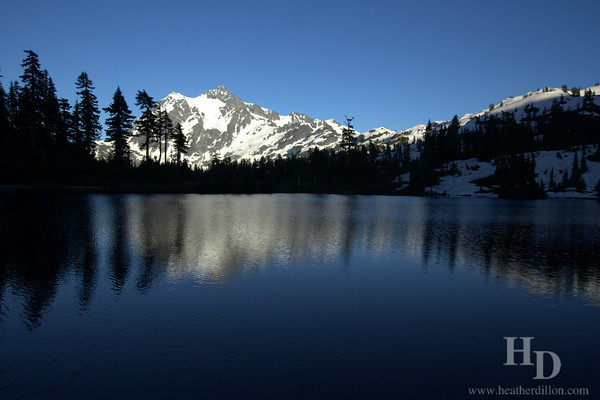 Mt. Shuksan, Washington