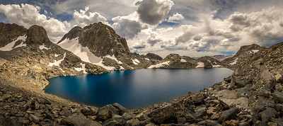 A Lake So Blue