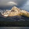 <H3>Breakthrough</H3> Maligne Lake, Jasper National Park, Alberta