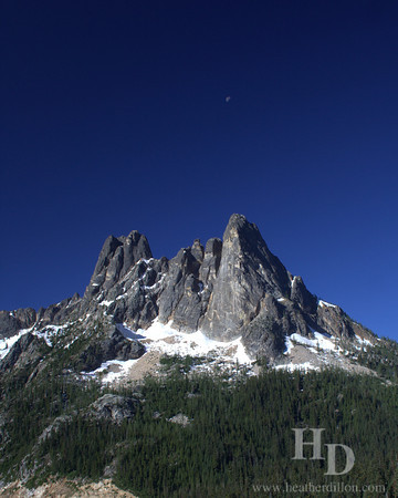 North Cascades NP, east side.