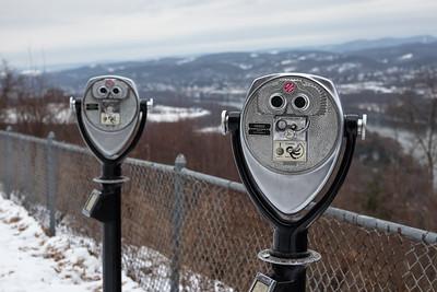 Montgomery Pike Scenic Overlook