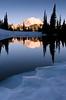 Lake Tipsoo Ice