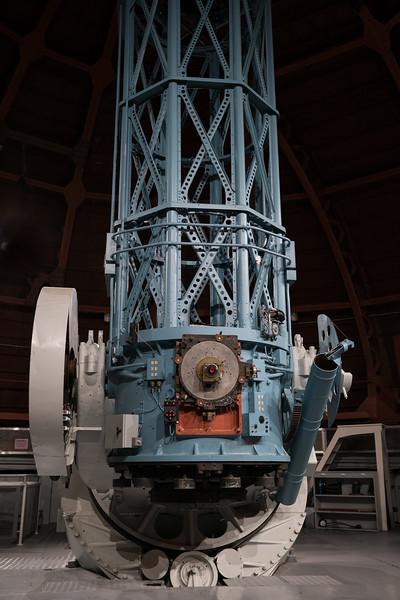60-inch telescope at Mt. Wilson