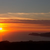 Sunset from Meall an Inbhire