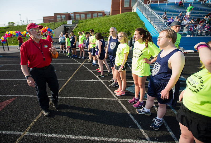 Unified Track Meet