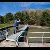 Scott Rossi, Interim Chief Operator of the Marlborough Wastewater Treatment Plant