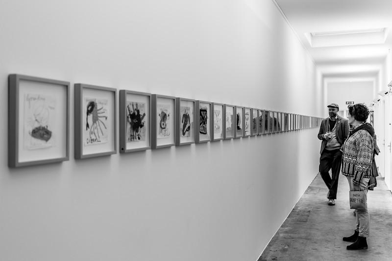 Art in Line