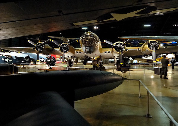 Air Force Museum - Dayton, Ohio