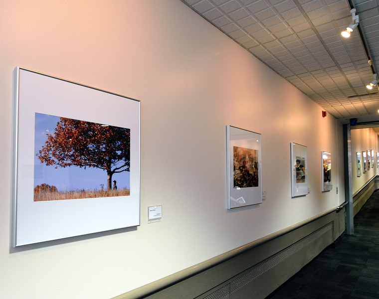 Jeff Gibson's Photo- CPS Photo Exhibit at Cleveland Hopkins Airport