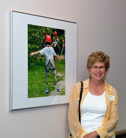 Barb Pennington - CPS Photo Exhibit at Cleveland Hopkins Airport