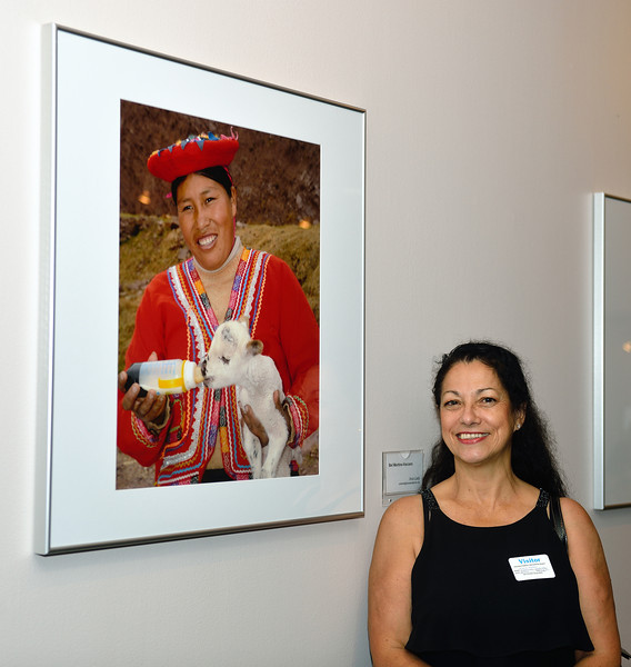 Bella Martins - CPS Photo Exhibit at Cleveland Hopkins Airport