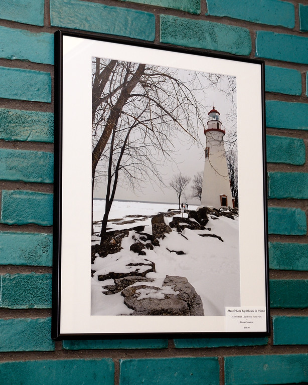 Cleveland Photographic Society Exhibit at the Cleveland Institute of Music