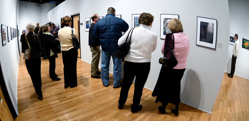 Cleveland Photographic Society 125th Anniversary Exhibit at Cleveland State University Art Gallery