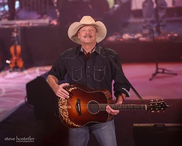 Alan Jackson at Red Rocks- 25th Anniversary Concert