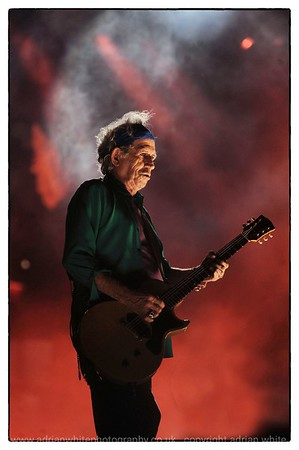 Keith Richards Glastonbury 2013