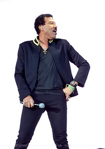 Lionel Richie at the Liberty Stadium