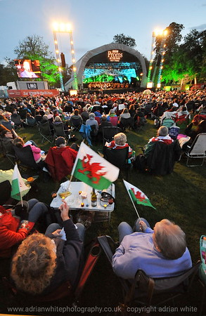Welsh Proms in the Park
