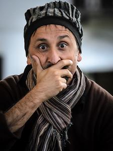 Italian musician and composer Fabio Barovero