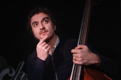 Italian bassist Stefano Senni