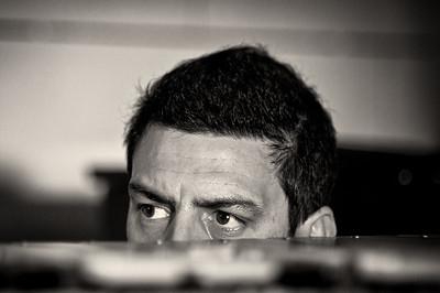 Vibraphonist Pasquale Mirra