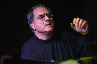 Pianist Enrico Pieranunzi