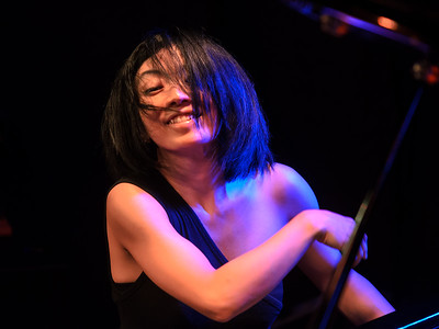 Japanese piano player Chihiro Yamanaka