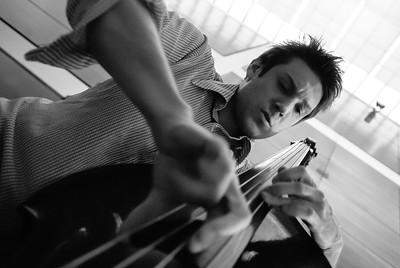 American bassist Ben Allison