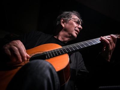American guitarist and pianist Ralph Towner