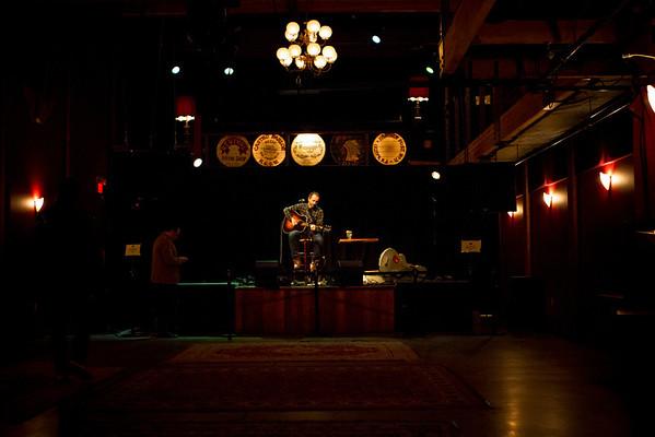 James Mercer - Mississippi Studios - 2012