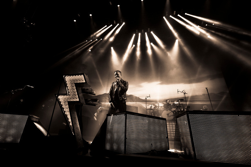 The Killers December to Remember 2012